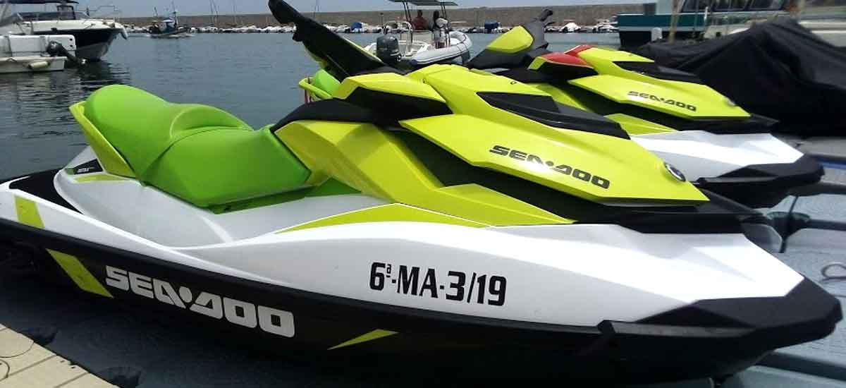 Jet Ski Location Fuengirola